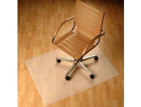 Ochranná podložka pod židli ELLIE NEW TYP 4 140x100 cm - transparentní