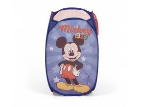 Dětský skládací koš na hračky Mickey UBAR0520