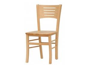 Dřevěná židle Verona masiv
