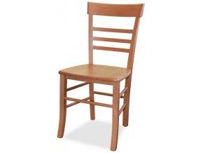 Dřevěná židle Siena masiv
