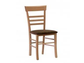 Jídelní židle Siena látka