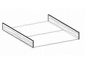 Úložný prostor Salina, Salina basic (2x bočnice a dno)