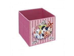 Úložný box na hračky Minnie UBAR0013
