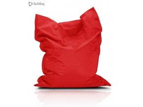 Sedací pytel Bullibag® červený, malý - II.jakost