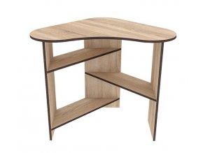 Psací stůl HECTOR dub sonoma
