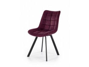 Jídelní židle K332 - bordó
