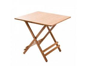 Stůl DENICE - přírodní bambus