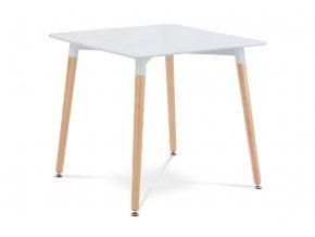 Jídelní stůl 80x80 cm DT-706 WT