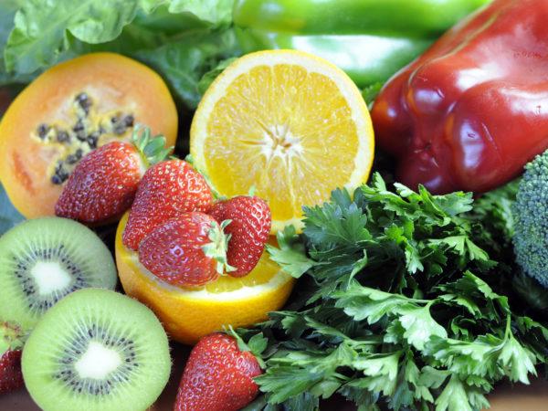 Účinky vitamínu C