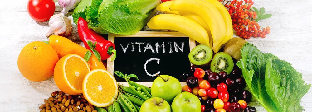 Co obsahuje vitamín C