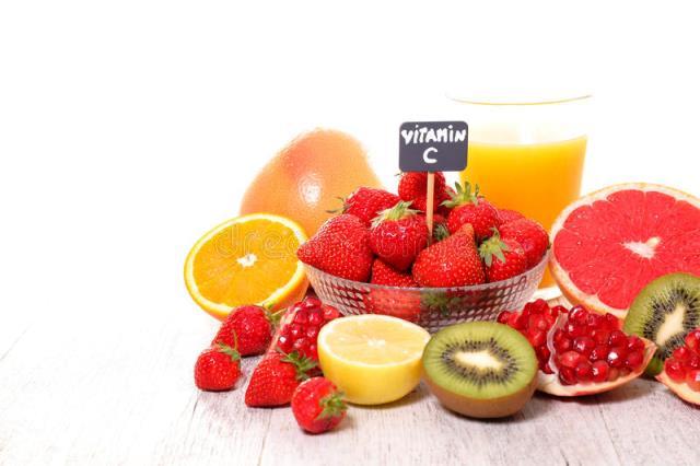 Doporučená dávka vitamínu C