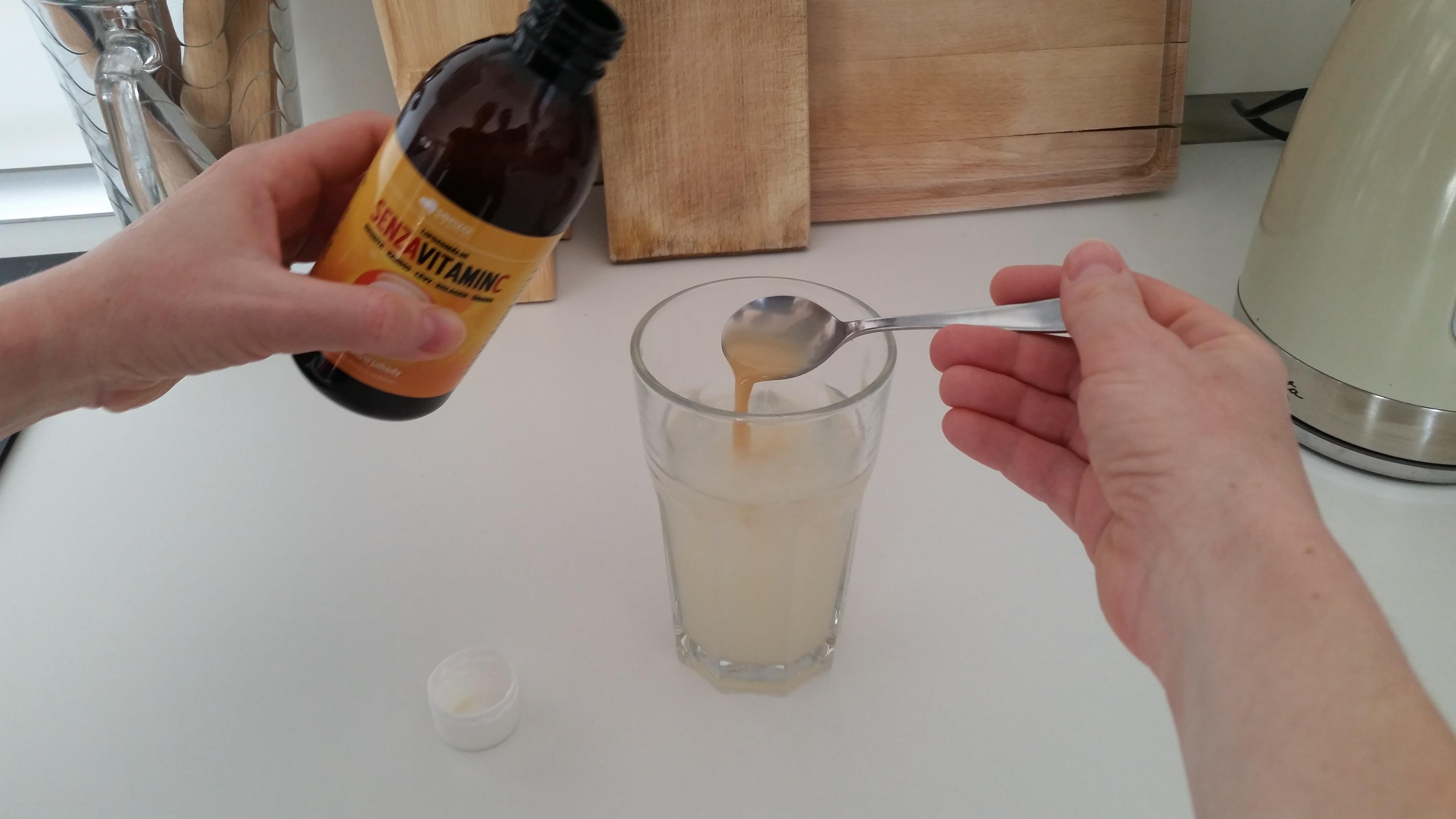 Lipozomální vitamín C tekutý