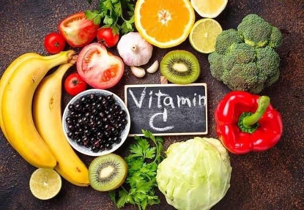 Vitamín C chronický zánět