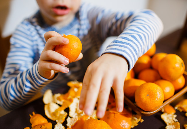 Vitamín C pro děti