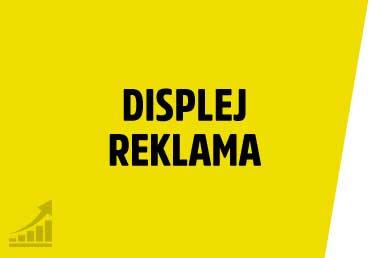 Displej reklama (bannery)