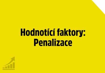 Penalizace vyhledávačů