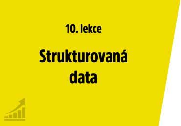 Strukturovaná data