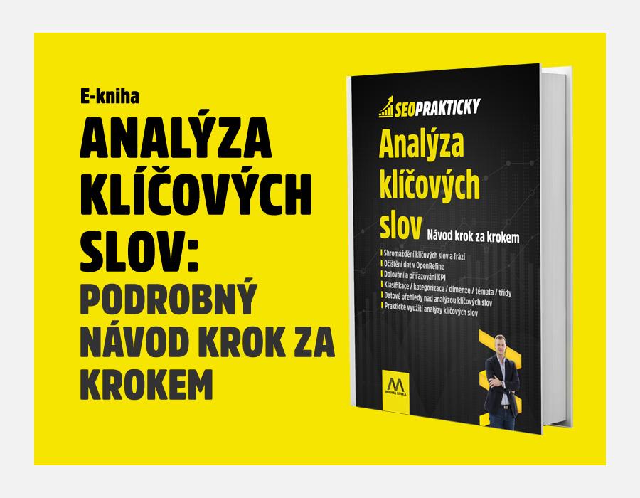 E-kniha Analýza klíčových slov: Návod krok za krokem