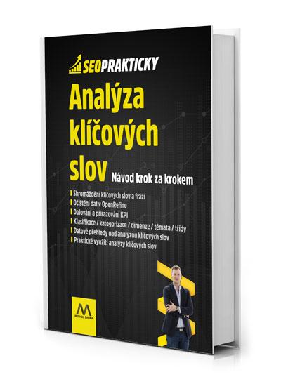 E-kniha analýza klíčových slov
