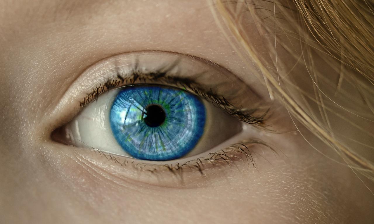 Modré světlo: riziko pro váš zrak