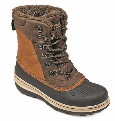Zimní outdoorová obuv