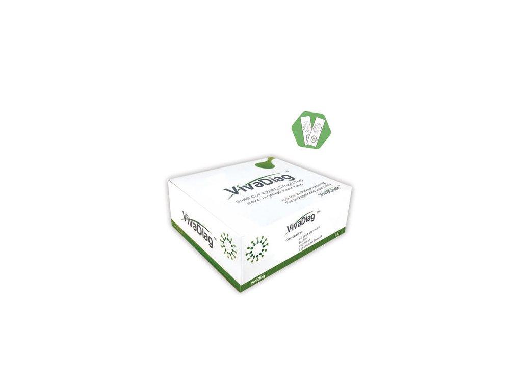 Wellion SARS CoV 2 Ag Box b