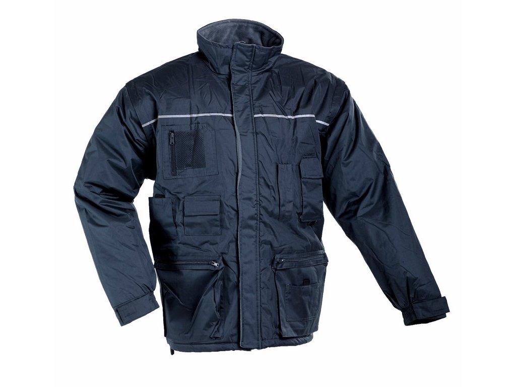 LIBRA zimní bunda s odnímatelnými rukávy navy (Velikost/varianta 3XL)