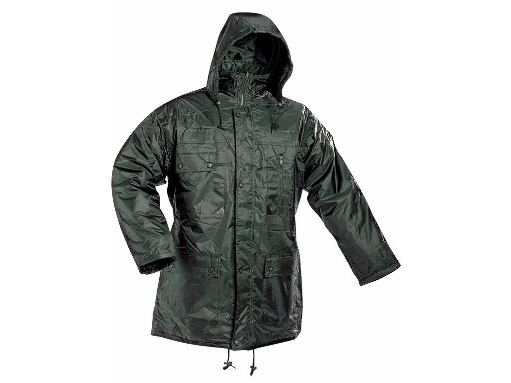 ATLAS zimní nepromokavá bunda zelená (Velikost/varianta 3XL)