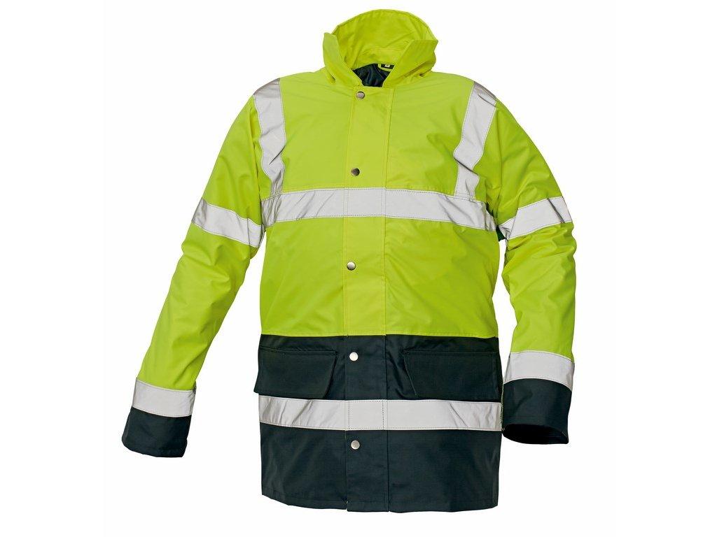 SEFTON výstražná bunda žlutá (Velikost/varianta 3XL)