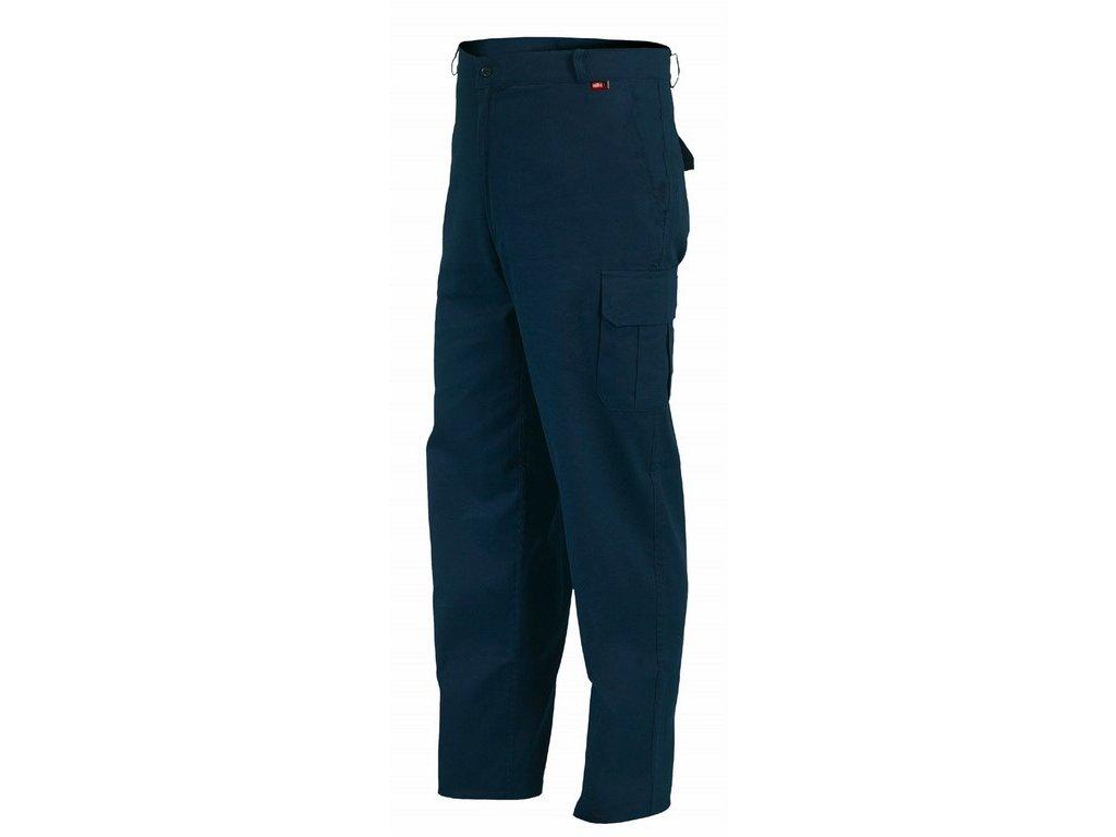 SUMMER pracovní kalhoty modré (Velikost/varianta 2XL)