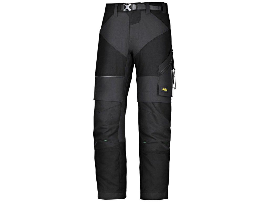 FLEXIWORK+ pracovní kalhoty černé (Velikost/varianta 64)