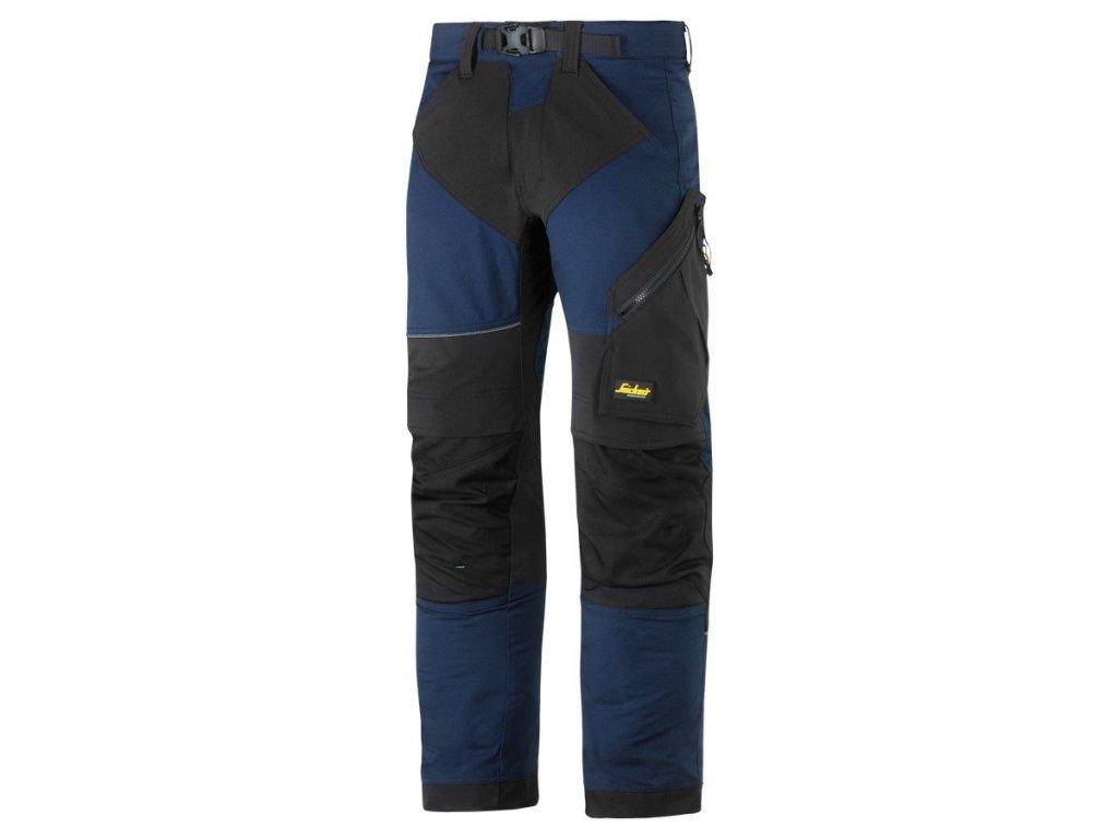 FLEXIWORK+ pracovní kalhoty modré (Velikost/varianta 64)