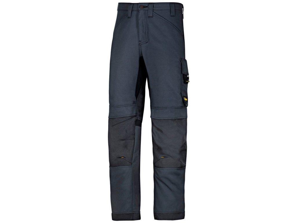 ALLROUNDWORK  pracovní kalhoty šedé (Velikost/varianta 64)