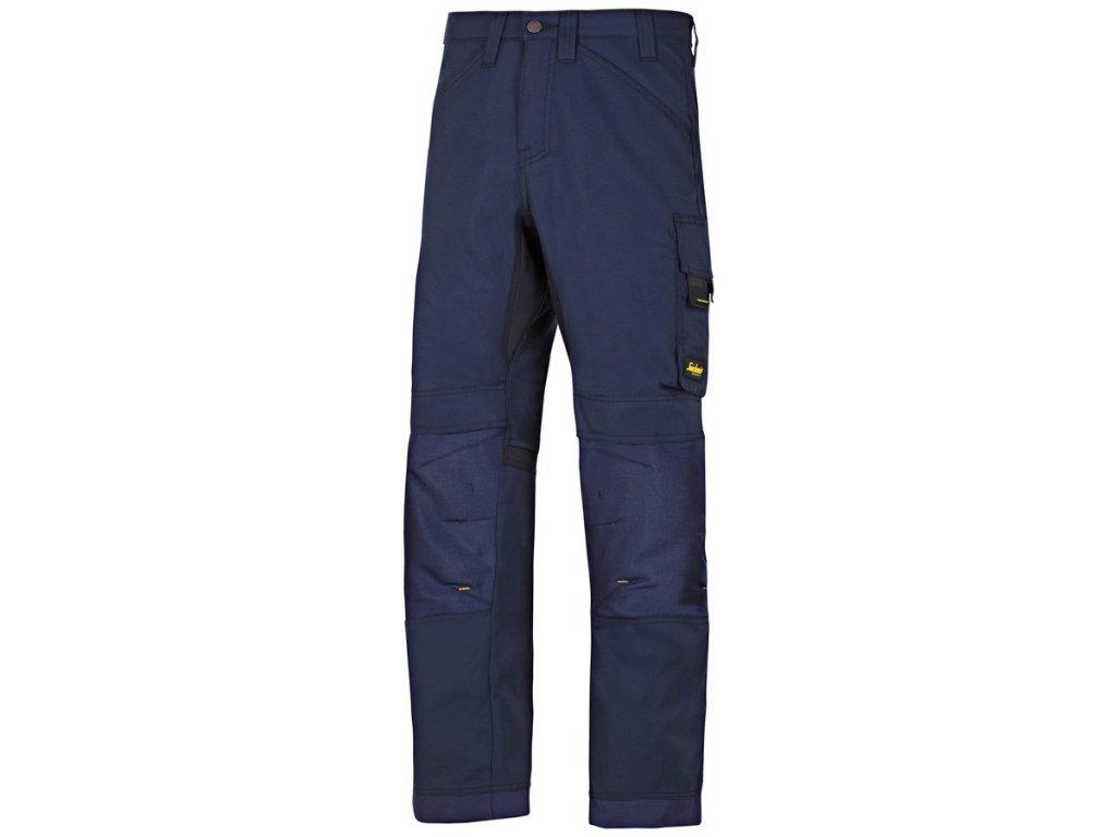 ALLROUNDWORK  pracovní kalhoty tmavě modré (Velikost/varianta 64)