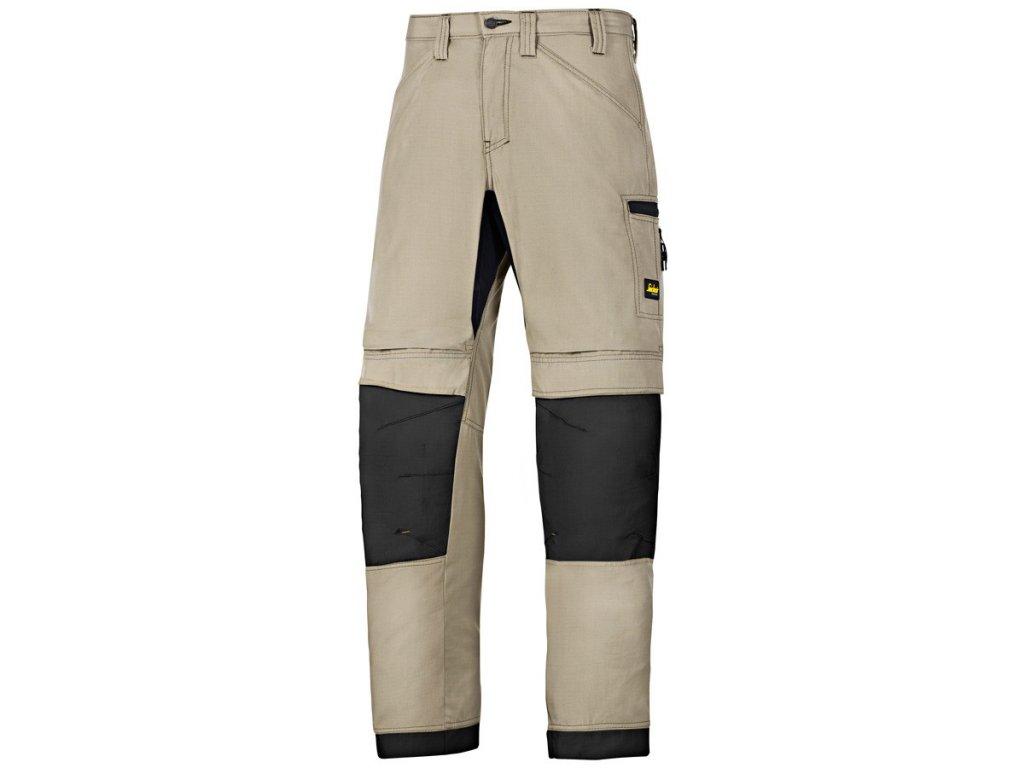 LITEWORK  37.5 pracovní kalhoty béžové (Velikost/varianta 64)