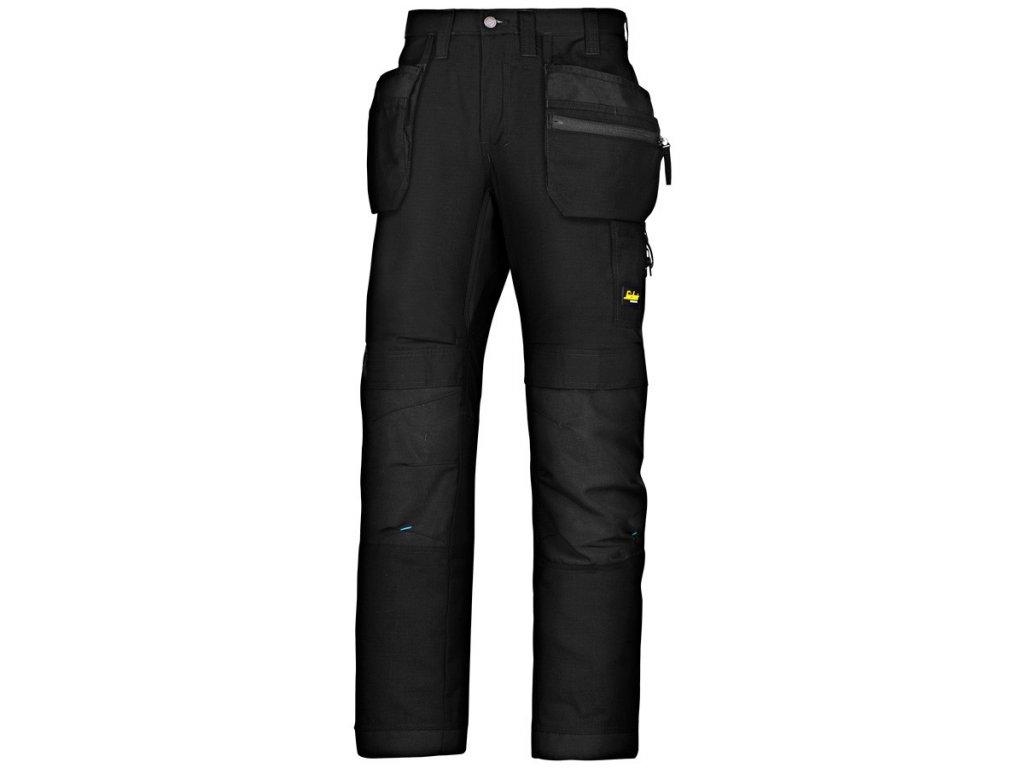 LITEWORK+ 37.5 s PK pracovní kalhoty černé (Velikost/varianta 64)