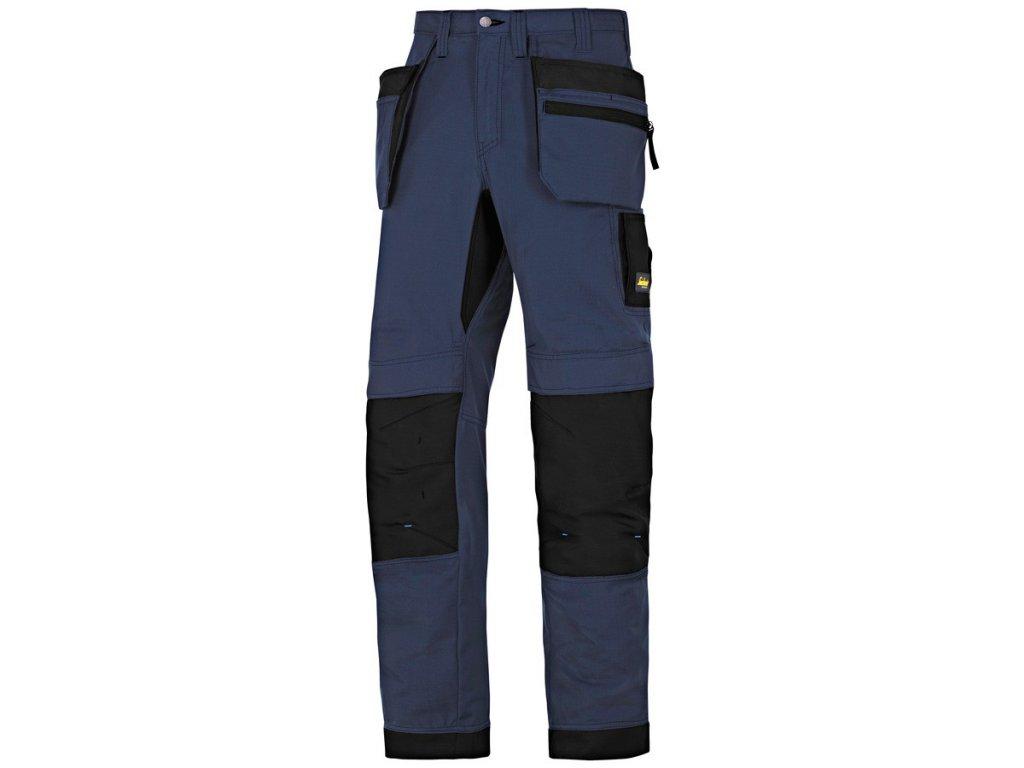 LITEWORK+ 37.5 s PK pracovní kalhoty tmavě modré (Velikost/varianta 64)