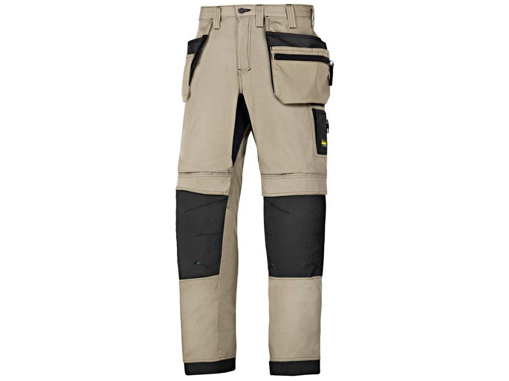 LITEWORK+ 37.5 s PK pracovní kalhoty béžové (Velikost/varianta 64)