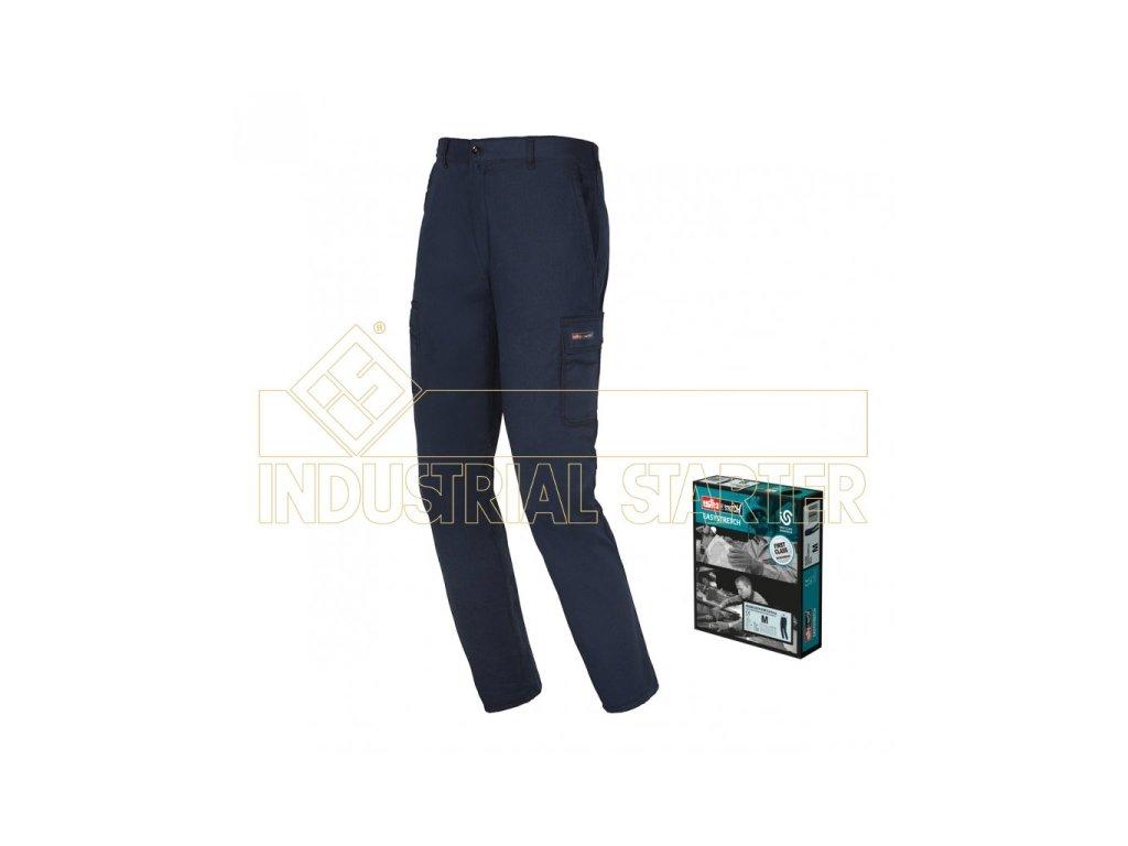 EASY STRETCH pracovní kalhoty modré (Velikost/varianta 3XL)