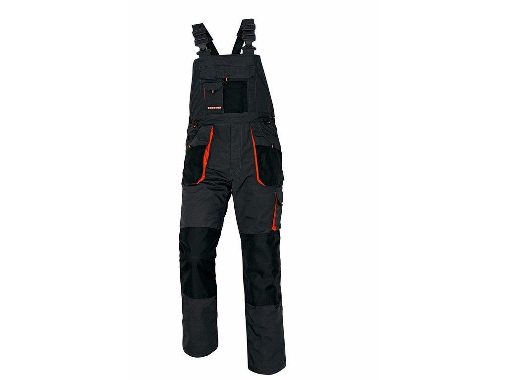 EMERTON WINTER zimní kalhoty s laclem černé (Velikost/varianta 62)