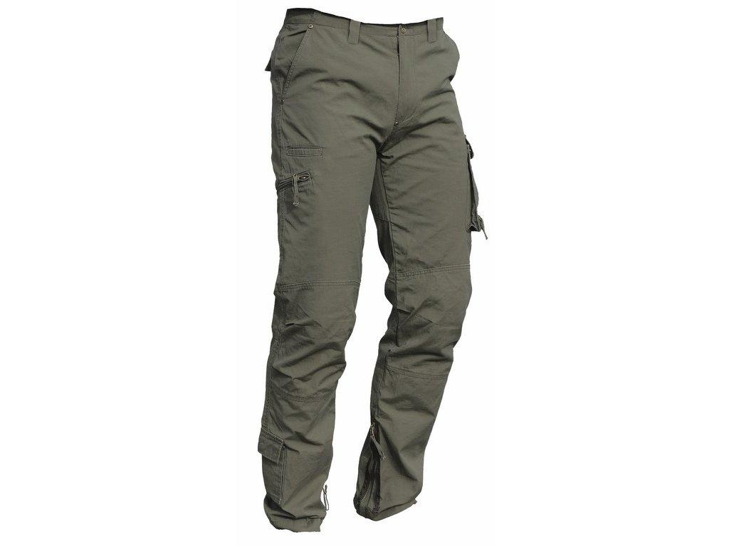 RAPTOR kalhoty outdoorové khaki (Velikost/varianta 3XL)