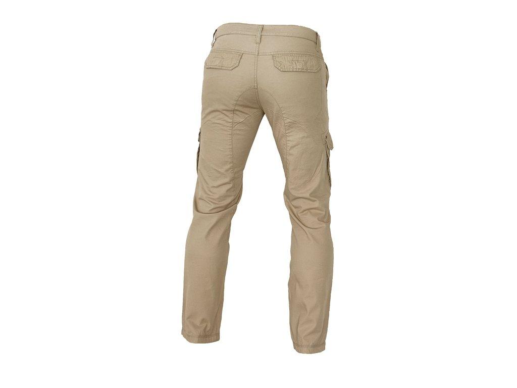 TANANA pánské kalhoty béžové (Velikost/varianta 3XL)