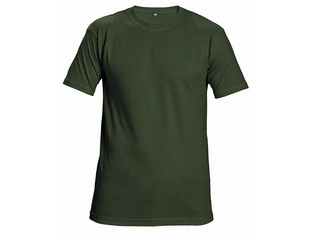 GARAI Unisex tričko lahvově zelené (Velikost/varianta 3XL)