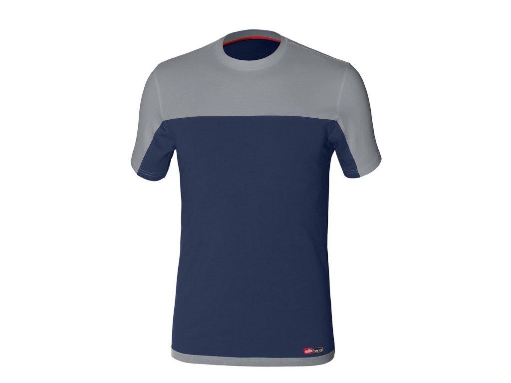STRETCH tričko modrá (Velikost/varianta 3XL)