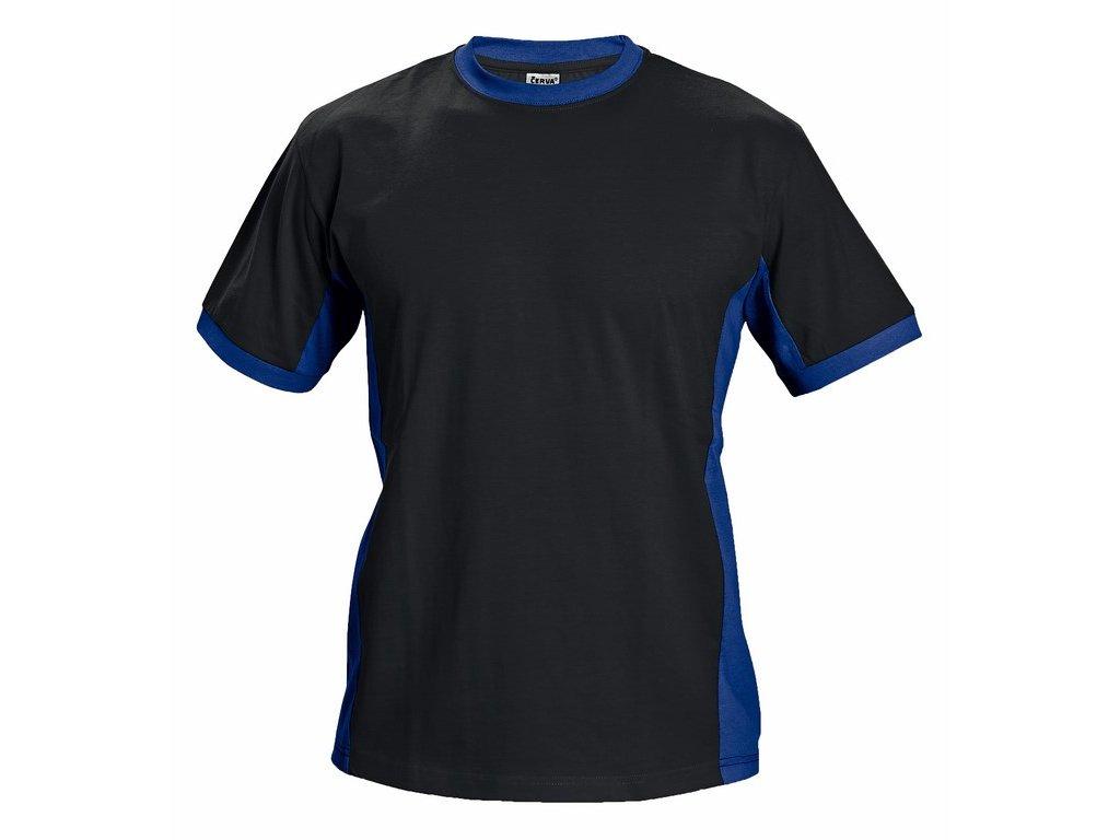 MAX tričko černo-modré (Velikost/varianta S)