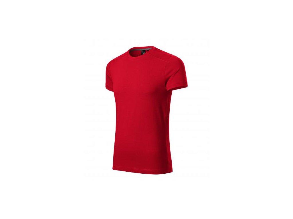Action tričko pánské formula red