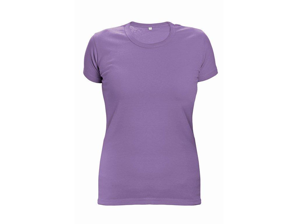 SURMA tričko fialová (Velikost/varianta 2XL)