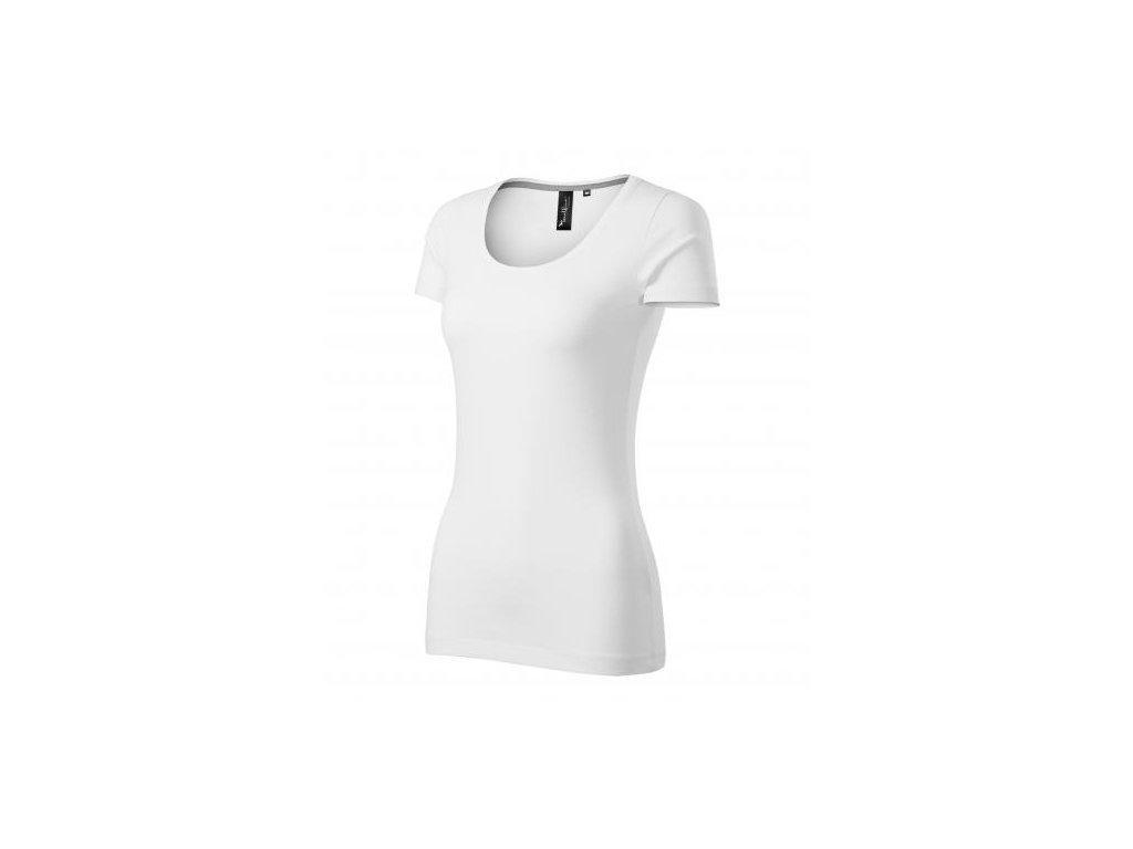Action tričko dámské bílá