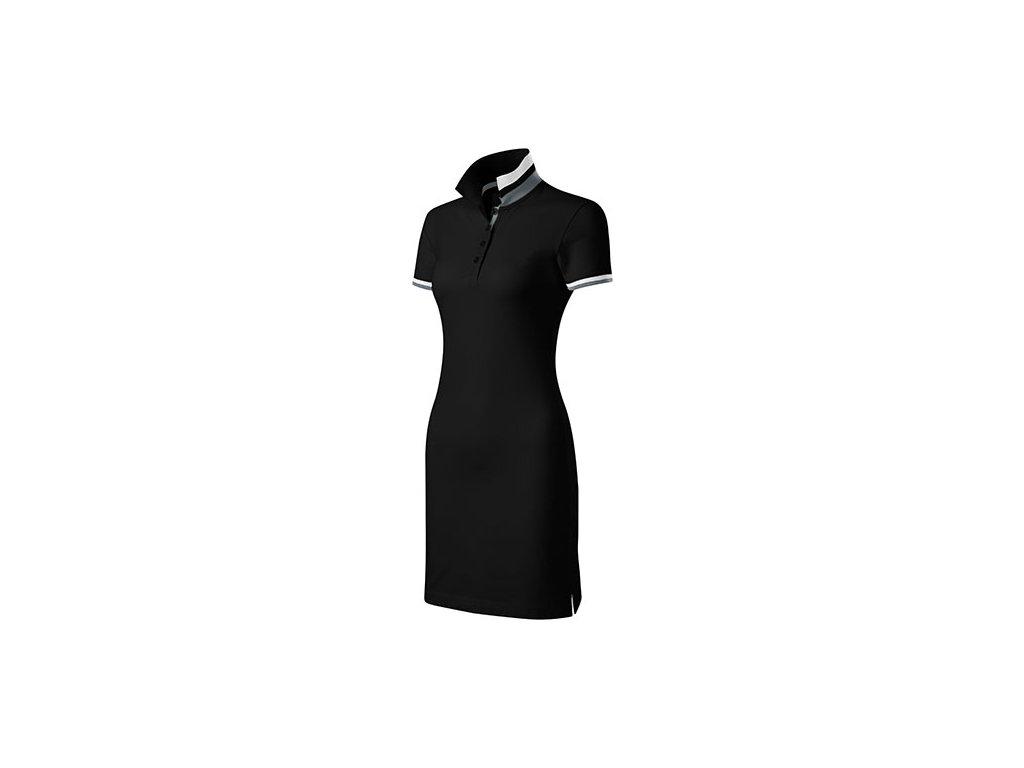 Dress up šaty dámské černá