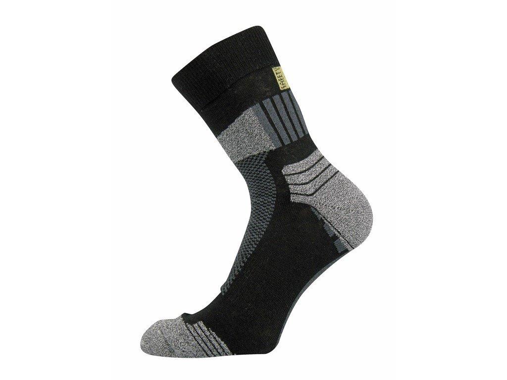 DABIH ponožky  černé (Velikost/varianta 45)